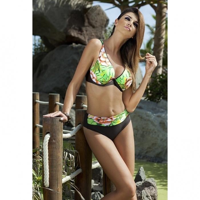 Dámske dvojdielne plavky Miami Beach III EWLON (spodná bielizeň) 39f50521b1